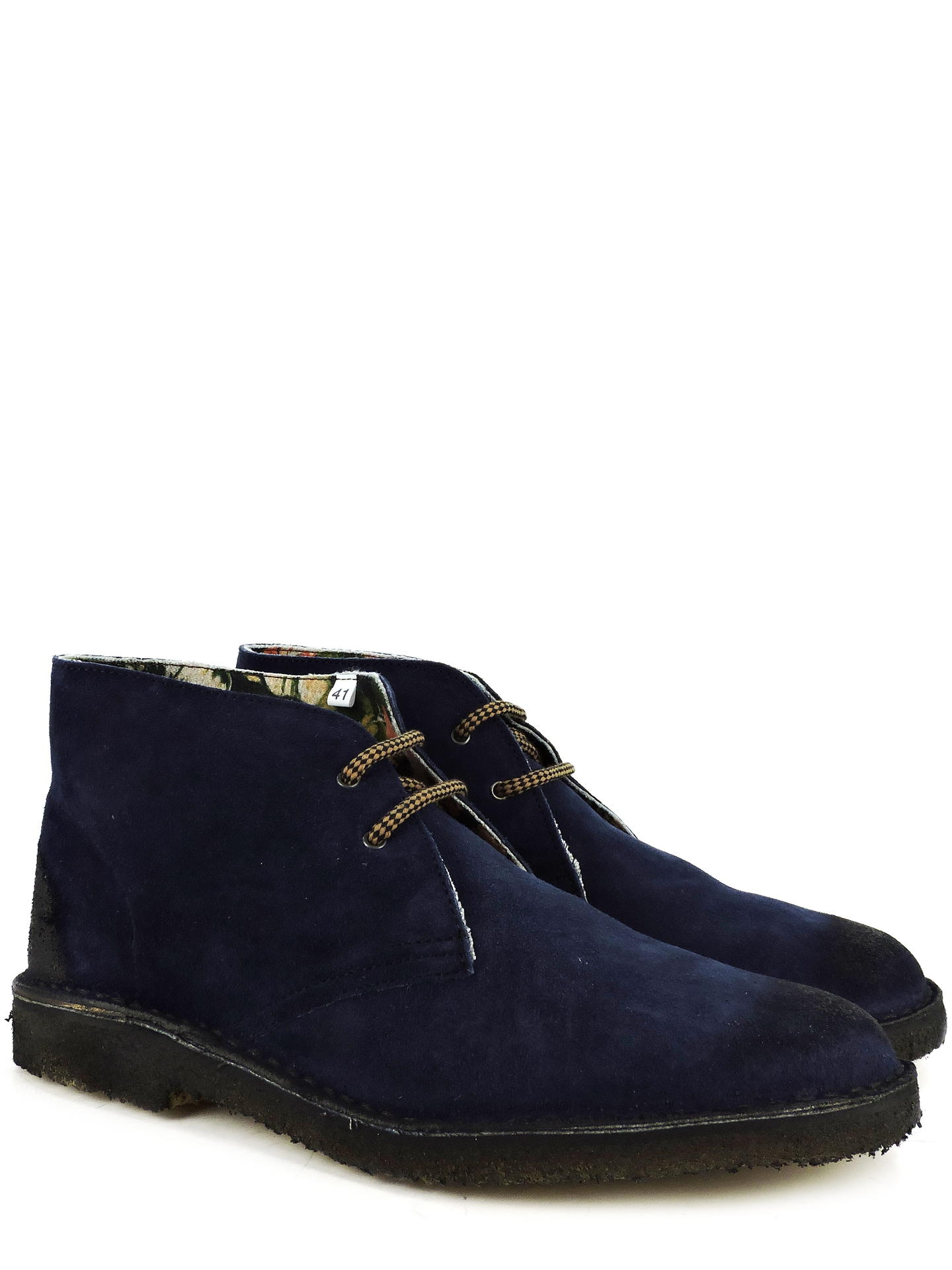 STIVALETTO WEG 144-U BLUE