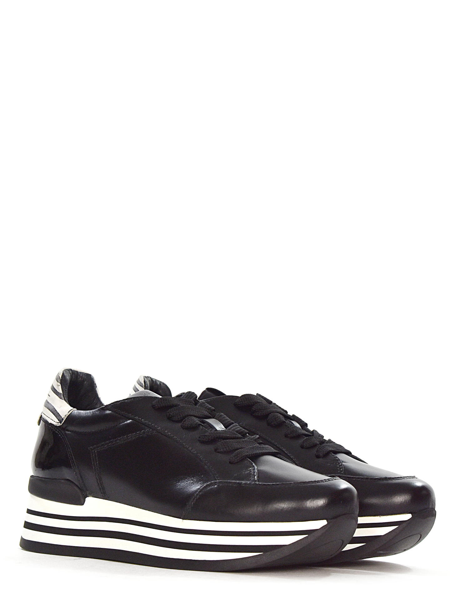 SNEAKERS JANET SPORT 44700A NERO