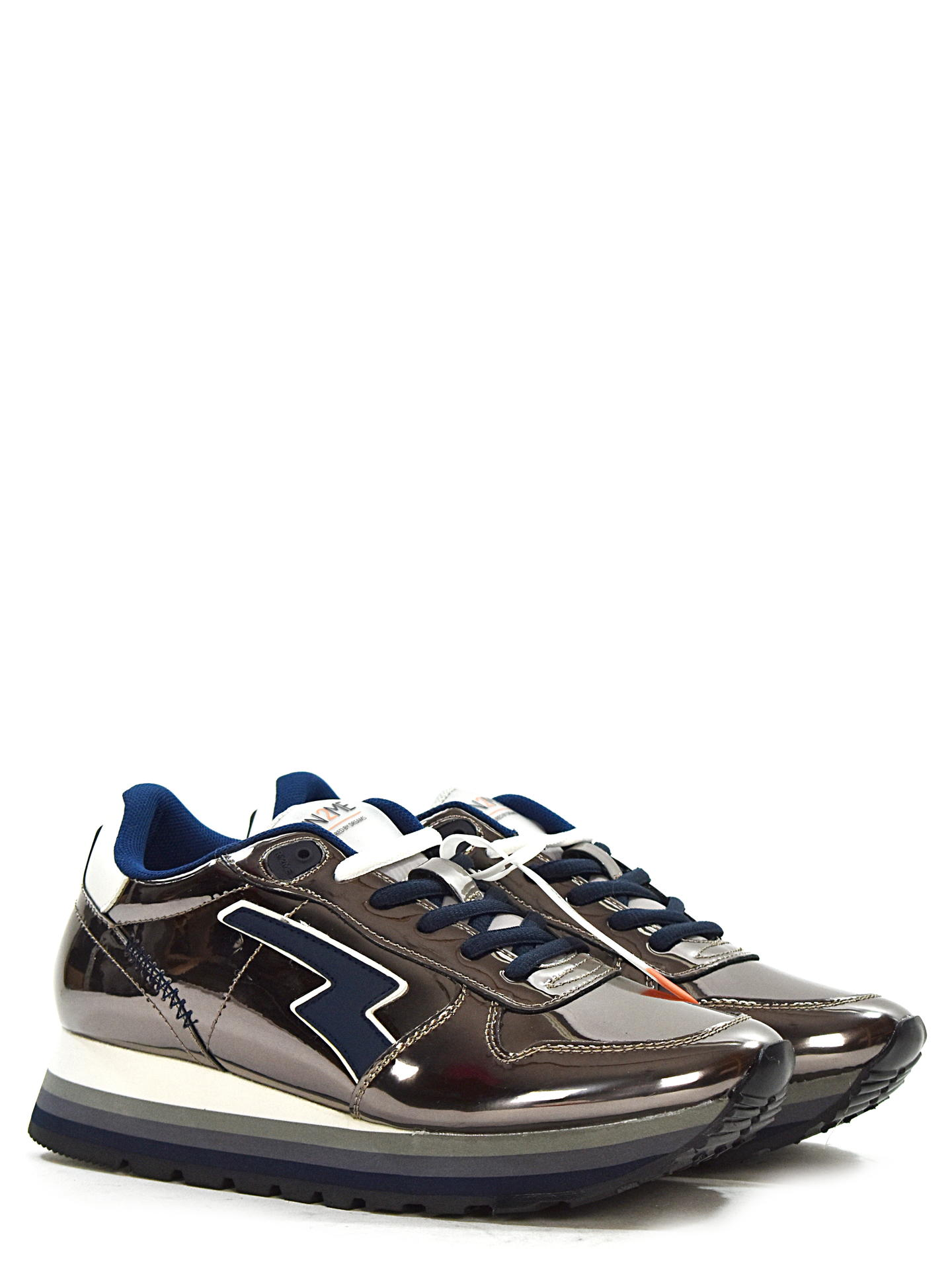 SNEAKERS RUN2ME 8303 ANTRACITE
