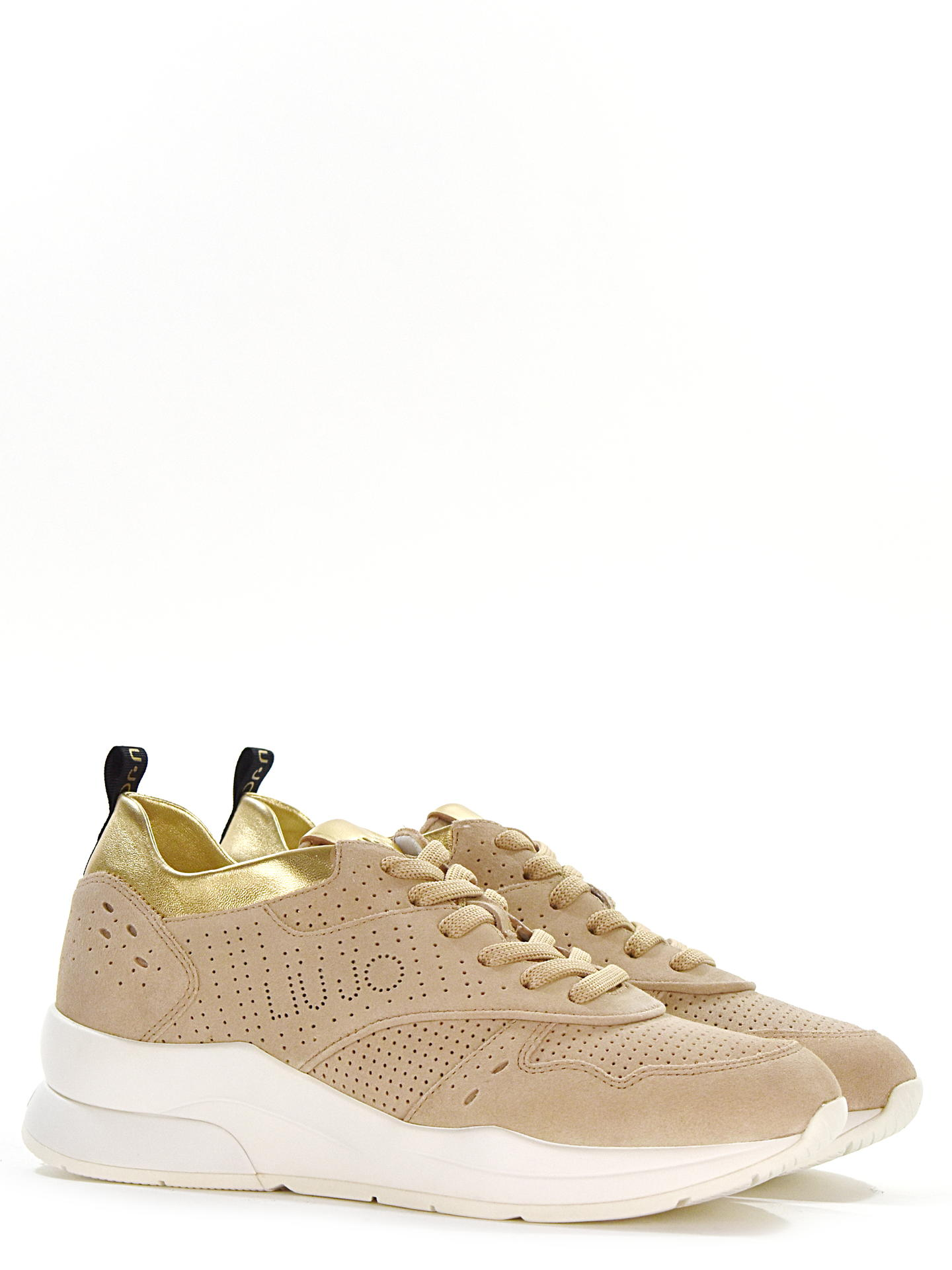 new product fa836 93ef1 SNEAKERS LIU.JO SHOES B19009PX025 BEIGE | DESIDERIO COLLECTION