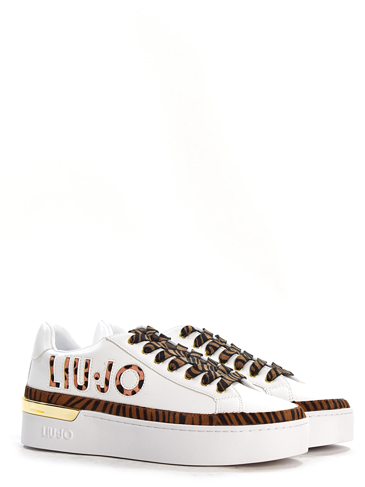 SNEAKERS LIU.JO SHOES BA1021 BIANCO