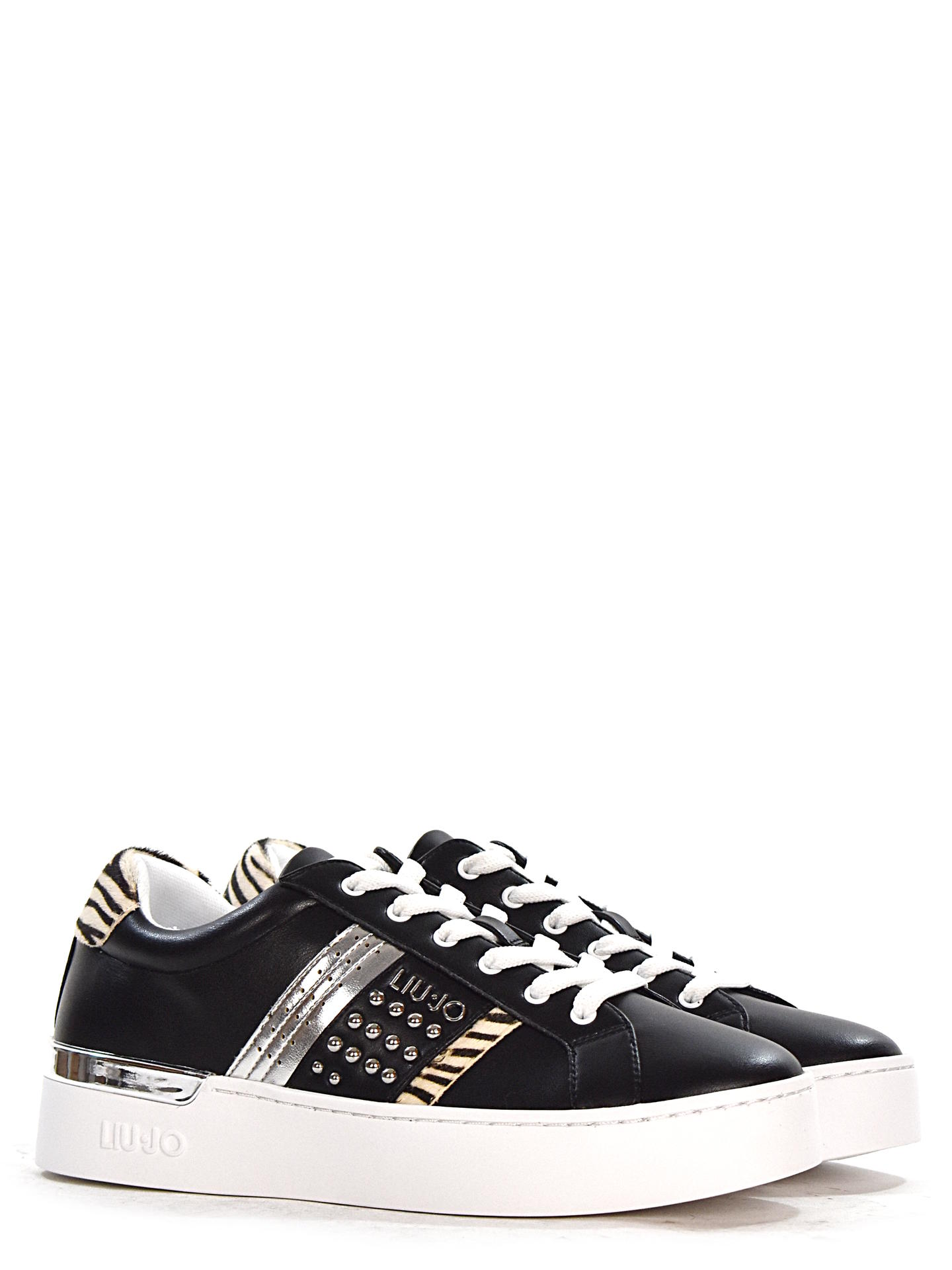 SNEAKERS LIU.JO SHOES BA1023 NERO