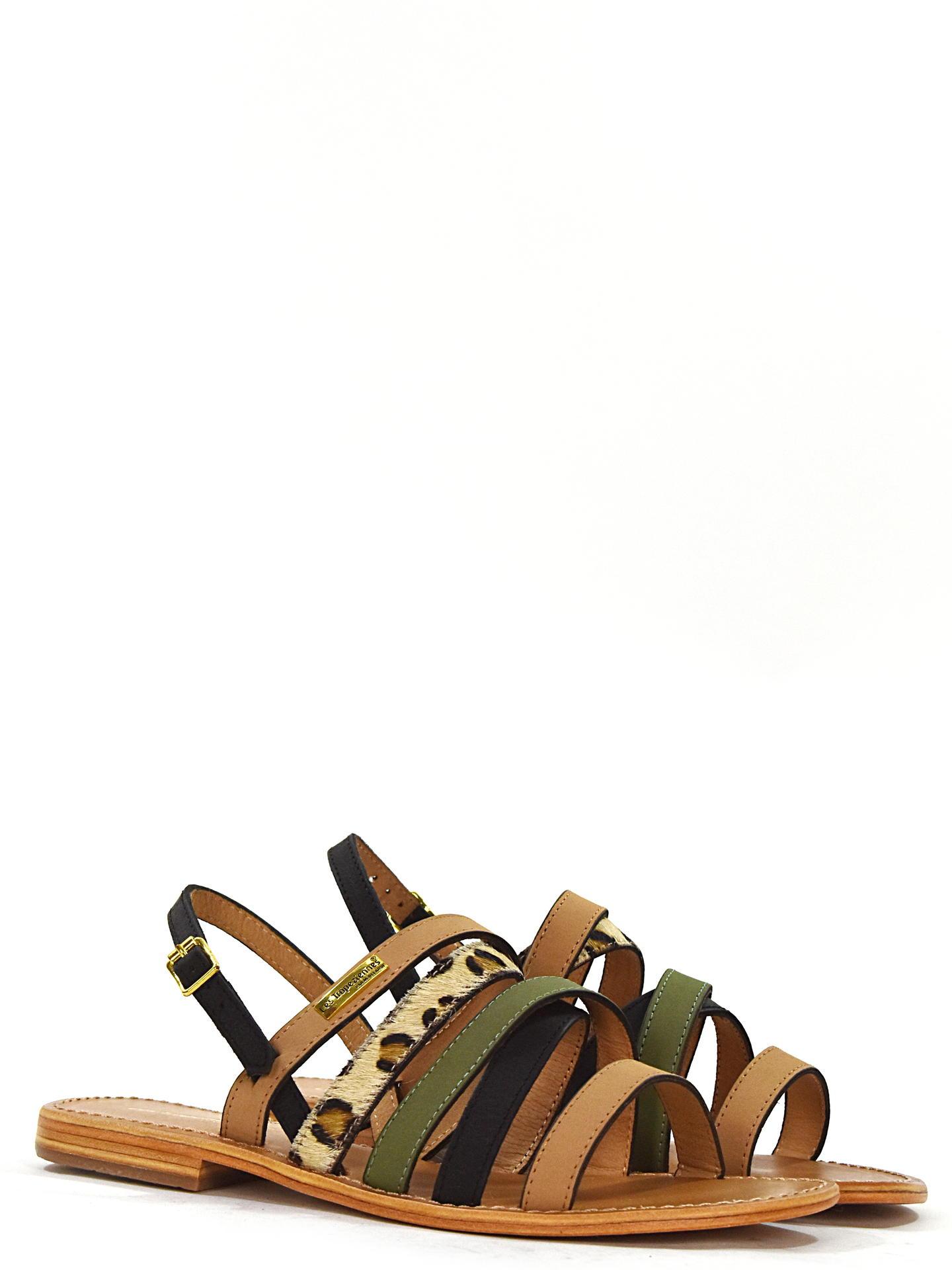 Sandalo Basso Les Tropeziennes Hop Multicolor Desiderio Collection