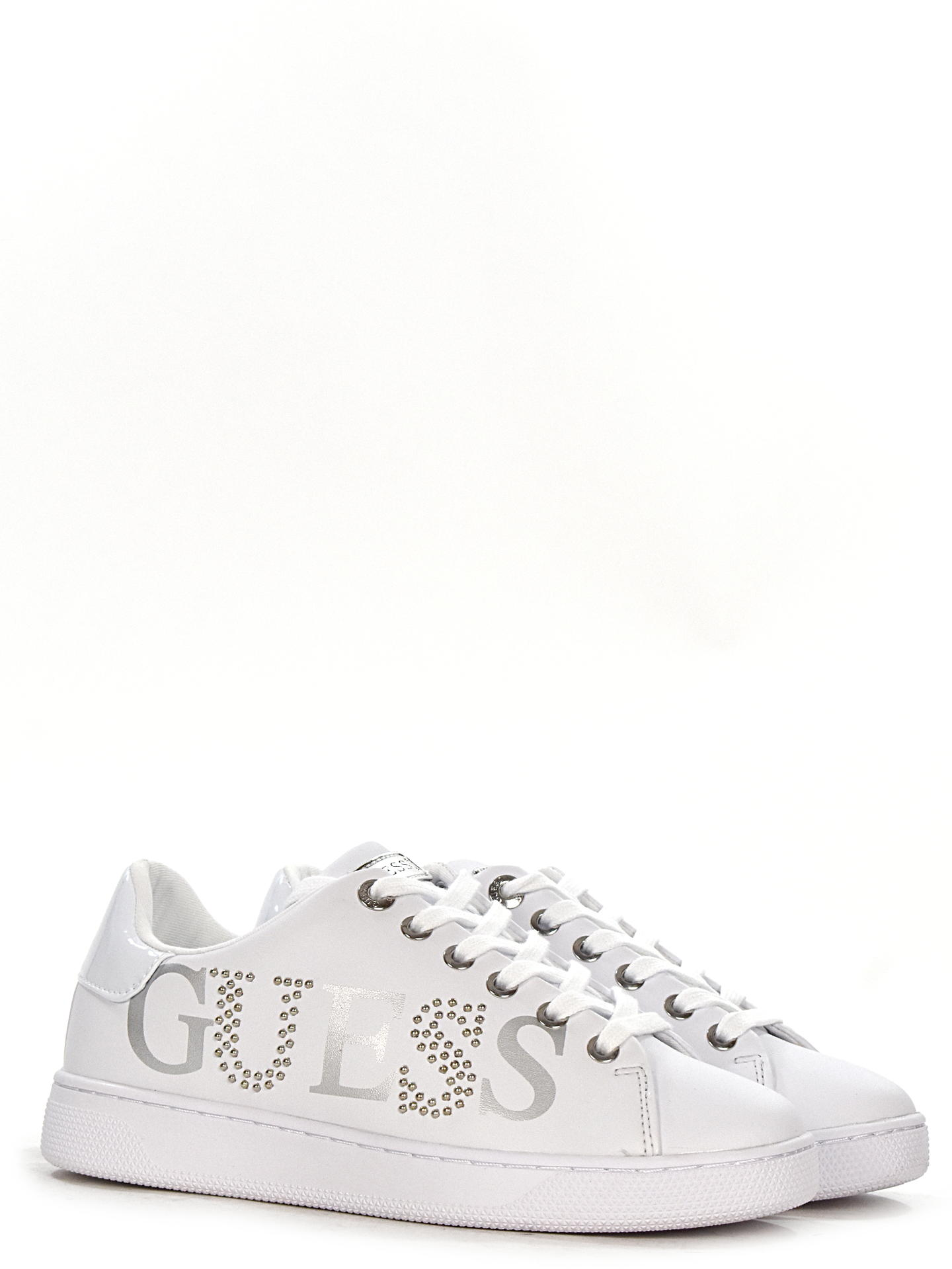 SNEAKERS GUESS RID BIANCO | DESIDERIO COLLECTION