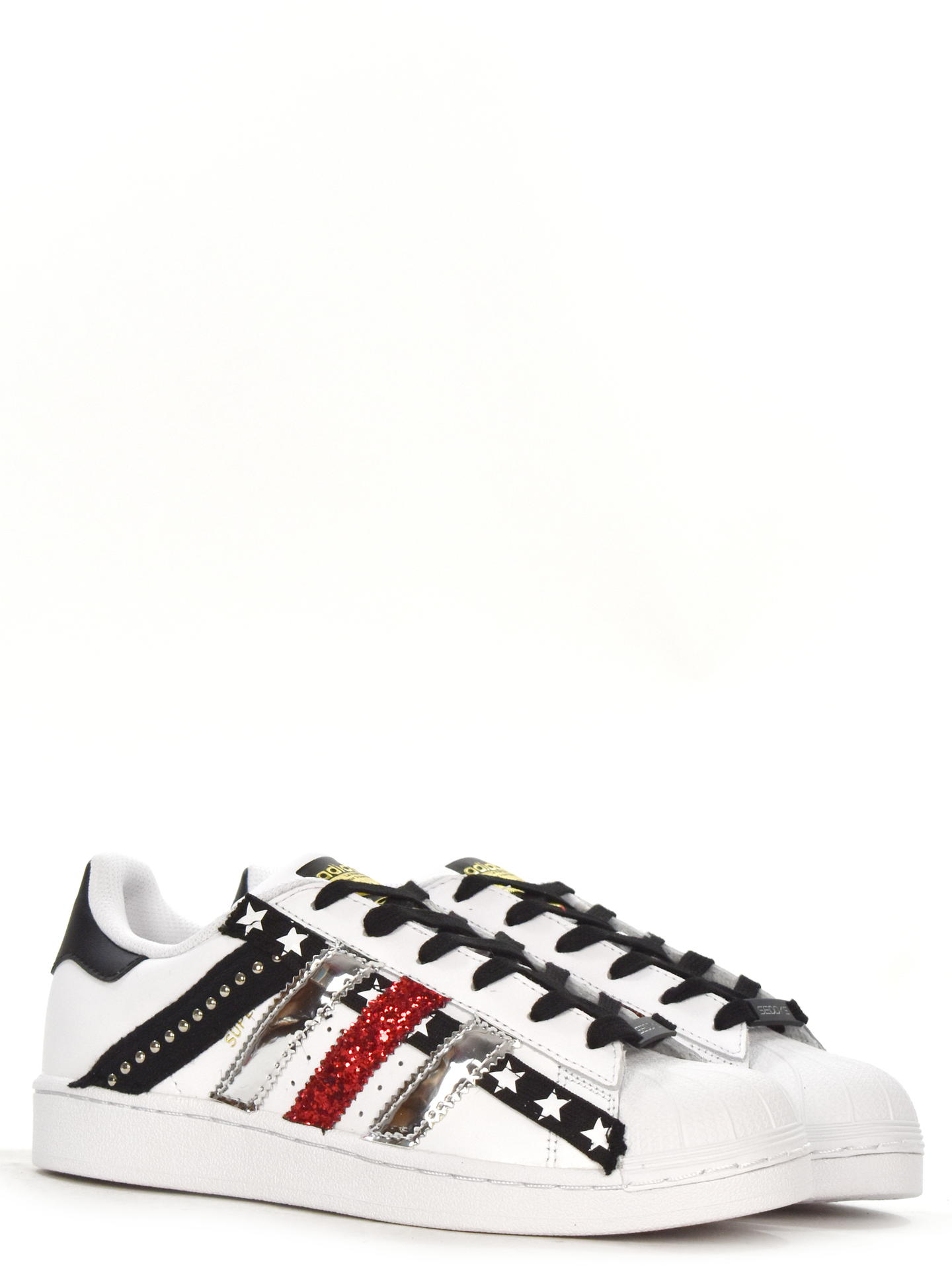 SNEAKERS ADIDAS LIMITED SUPERSTARX BIANCO