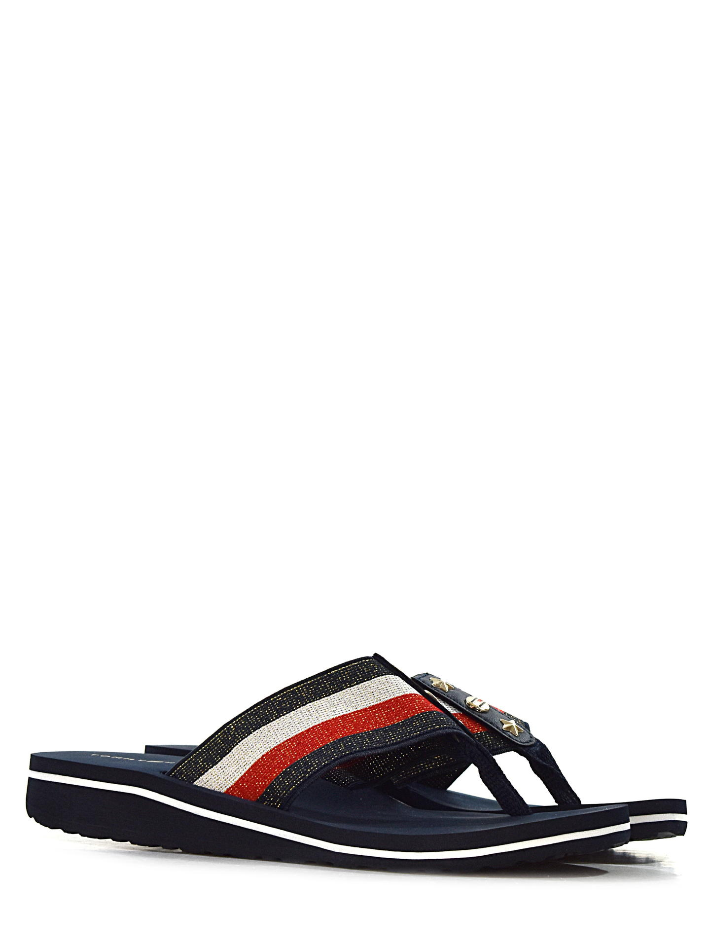 SANDALO BASSO TOMMY HILFIGER W026353 MULTICOLOR